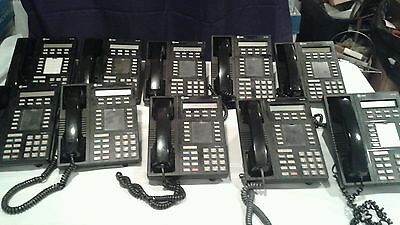 Lot Of 10 AT&T Definity 8410D Speaker/Display Office Telephone