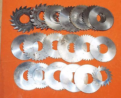 """Milling Cutters 1"""" Hole"""