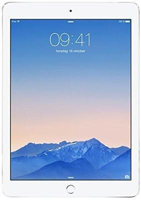 Apple iPad Air 2 16GB, Wi-Fi, 9.7in - Silver (MGLW2LLA)