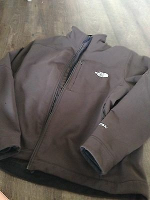 THE NORTH FACE women's LARGE jacket long sleeved APEX coat snow