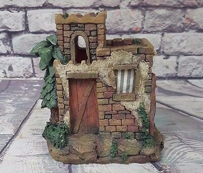 "Rare Fontanini Italy Heirloom 2.5"" Early Village Town Store Building 50165"
