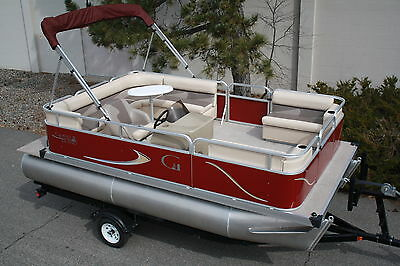Spring Special-New 16 ft by 8 pontoon boat  Factory direct