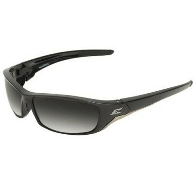 Edge Eyewear Reclus Black Frame Polarized Gradient Lens TSRG216