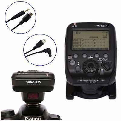 Yongnuo YN-E3-RT Wireless Speedlite Transmitter for Canon 600EX-RT ST-E3-RT US