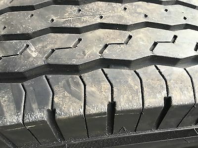 7 00 16    7.00R16   ( 1 Tyre) Truck Tyre Like New Condition See Photos Cheap