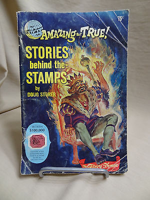 Amazing but True! Story Behind the Stamps by Doug Storer