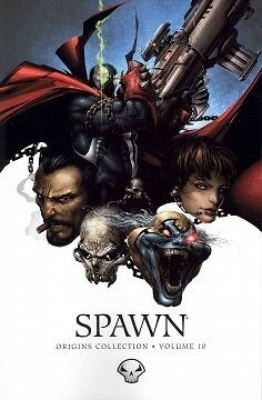 Spawn Origins Collection 10 - NEW - 9781607062387 by McFarlane, Todd (CRT)