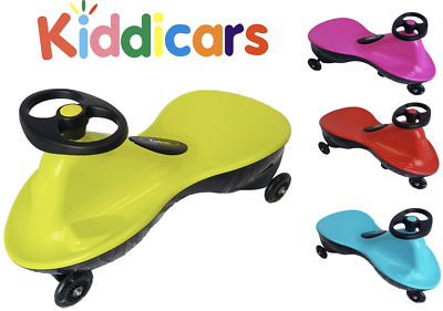 Wiggle car swivel car plasma car self propelled ride on car in 4 colours