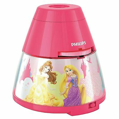 Disney Princess Led Nachtlicht & Projektor Philips