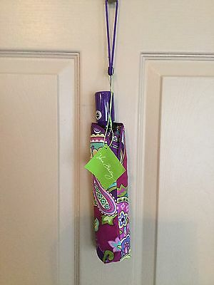 Vera Bradley Umbrella Heather NWT