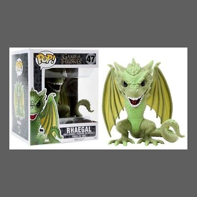 Game of Thrones - Pop! - Rhaegal 15 cm - Funko