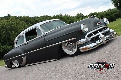 1954 Chevrolet Other  1954 Chevy 210 post RESTOMOD,355ci,Auto,PS,PDB,AC,Air Ride,Bagged,Rat Rod,Patina