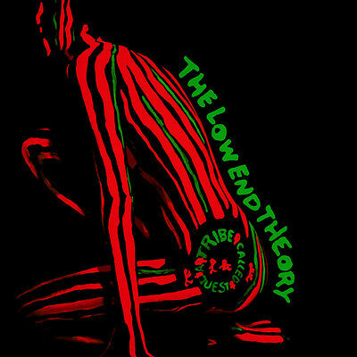 A Tribe Called Quest - The Low End Theory - 2 x Vinyl LP *NEW*