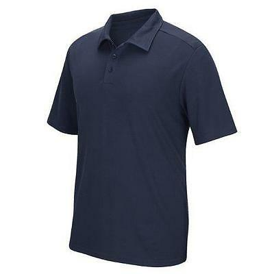 adidas Men's Climalite Game Time Polo Short Sleeve Athletic Golf Shirt | Navy S