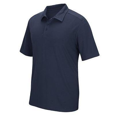 adidas Men's Climalite Game Time Polo Short Sleeve Athletic Golf Shirt | Navy XL