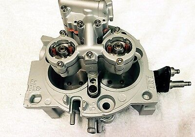 GM 5 0 TBI Throttle Body - Matched Injectors - New Bushings