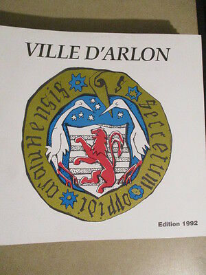 Ville D'arlon - Edition 1992 -