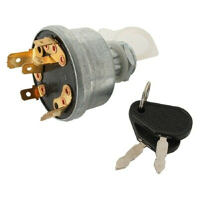 Ignition Switch for Massey Ferguson Tractor # 1874120T94