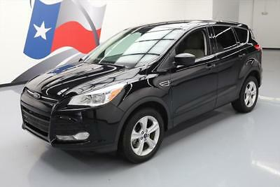 2013 Ford Escape SE Sport Utility 4-Door 2013 FORD ESCAPE SE AWD ECOBOOST CRUISE CTRL BLUETOOTH  #B82753 Texas Direct