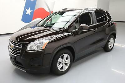 2015 Chevrolet Trax LT Sport Utility 4-Door 2015 CHEVY TRAX LT BLUETOOTH REAR CAM ALLOYS 12K MILES! #131442 Texas Direct