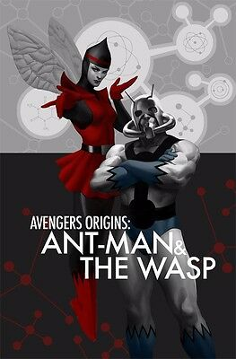 Avengers Origins: Ant-Man and the Wasp One Shot Marvel
