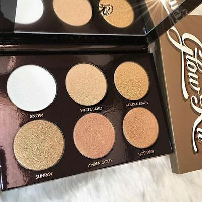 Anastasia Beverly Hills Ultimate Edition Glow Kit Highlighter Palette UK Stock
