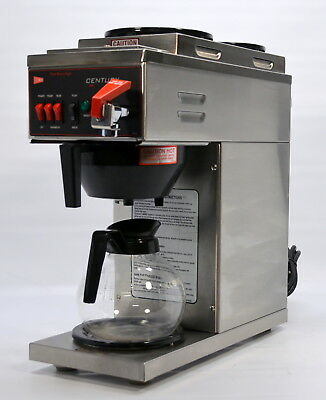 Grindmaster Cecilware Century Automatic Coffee Brewer Plumbed Pourover C2003
