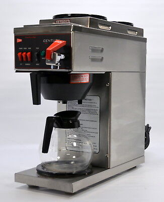 Grindmaster Cecilware Century Automatic Coffee Brewer Plumbed or Pourover - C200