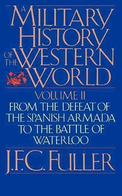 A Military History Of The Western World - New Paperback Book