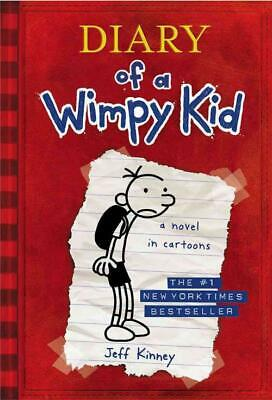 Diary Of A Wimpy Kid - Kinney, Jeff - New Hardcover Book
