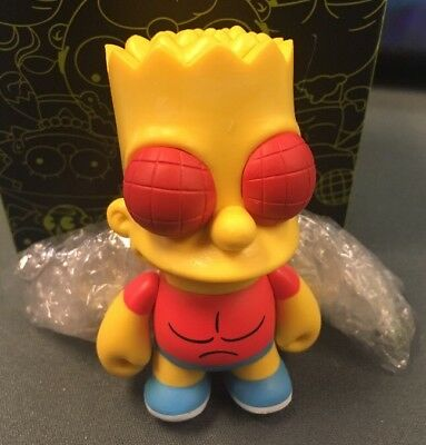 Bart The Fly Treehouse Of Horror Simpsons Mystery Minis Kidrobot 2/20