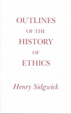 Outlines Of The History Of Ethics For English Readers - New Paperback Book