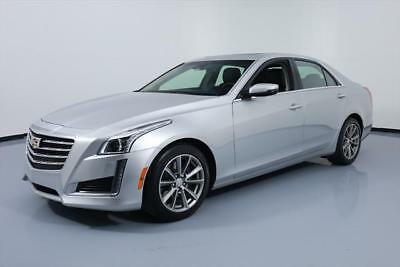 2017 Cadillac CTS Luxury Sedan 4-Door 2017 CADILLAC CTS 2.0T LUX PANO ROOF NAV VENT SEATS 18K #130282 Texas Direct