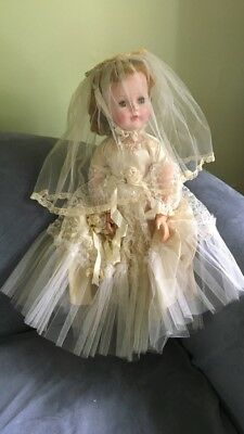 American Character Bride Doll