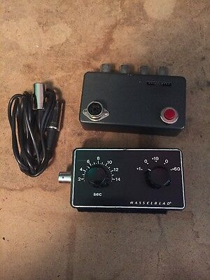 Hasselblad Intervalometer AND Command Unit With Cable