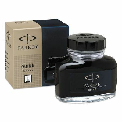 Parker Super Quink Permanent Ink for Parker Pens, 2-oz. Bottle, - PARS0037490
