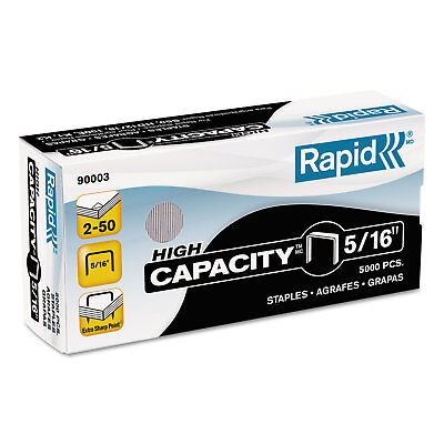 "Rapid High Capacity 5/16"" Staples - RPD90003"