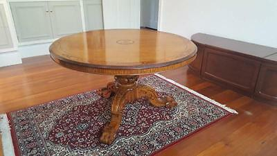 Reproduction Victorian Centre Table