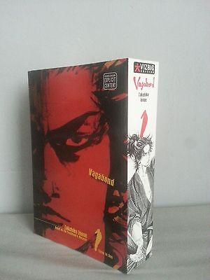 Vagabond 'Three in One' Volume 1 Graphic Novel. Free 1st class signed for.