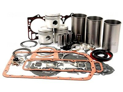 Engine Overhaul Kit Fits Ford 4000 Pre Force Tractors.
