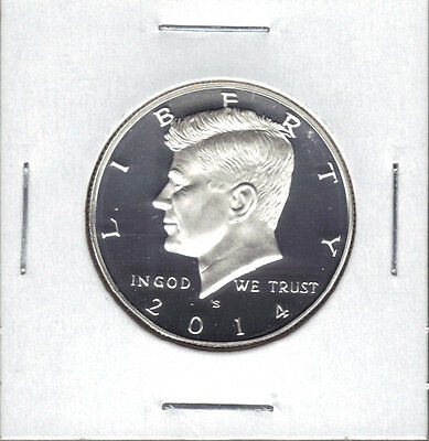 2014-S 90% Silver Choice Proof Kennedy Half Dollar