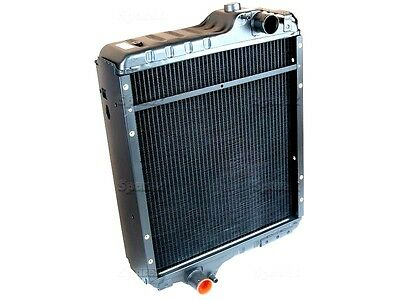 Radiator Fits Ford New Holland Tm140 Tm155 Tractors From Serial No. Acm256706