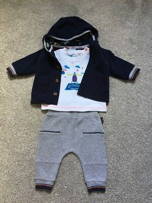 Baby Boys Ted Baker 0-3 Months Track Suit