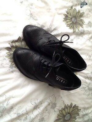 Ladies Shoes In Black By OFFICE. UK Size 5.