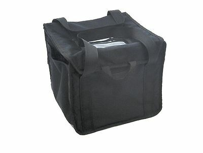RediHeat Small Cube Food Delivery Bag With  12v Heater (Read Description) UBER
