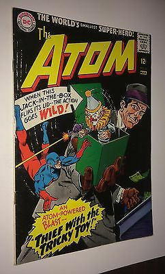 ATOM #23 -- March 1966 -- F+ Or Better