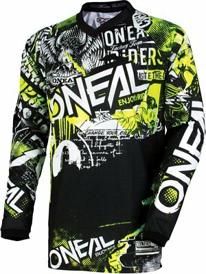 Oneal Mens Element Attack MX Jersey