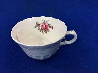 Vintage China Spode England Billingsley Rose 2/8867 Tea Cup (1924-1969)
