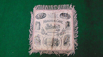 Fringed Pillow Cover Niagra Cave Harmony MN To My Wife