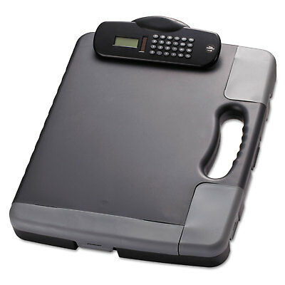 Officemate Portable Storage Clipboard w/Calculator - OIC83302